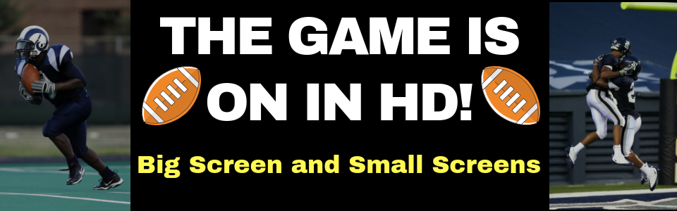 THE GAME IS ON IN HD! (1)