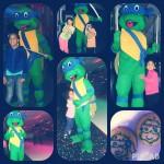 ninja turtle day!