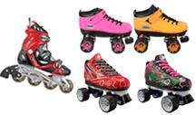 Skate Varieties at Roller Kingdom
