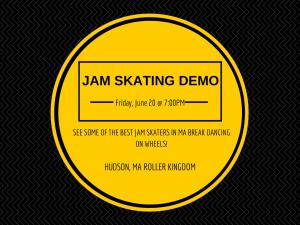 Jam Skating Session
