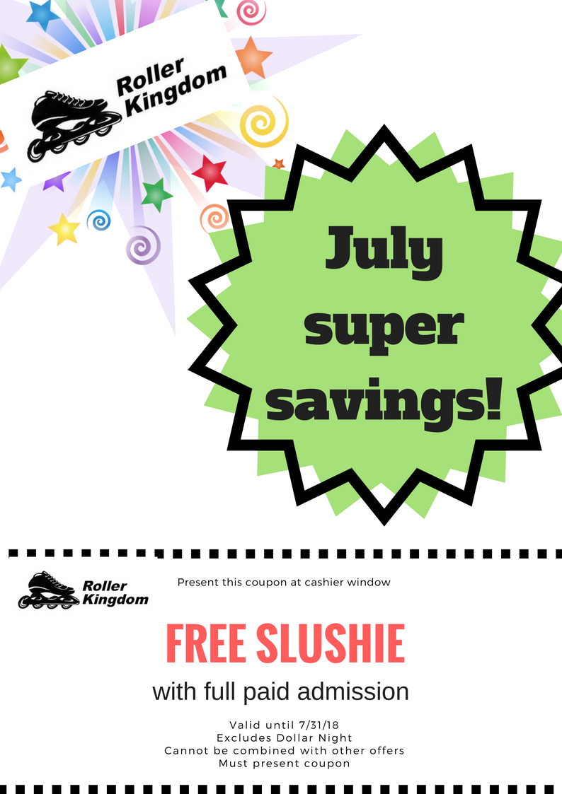 July coupon