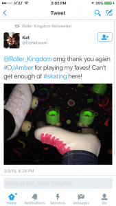instagram roller kingdom