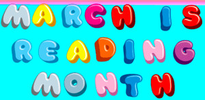 March is Reading Month at Roller Kingdom
