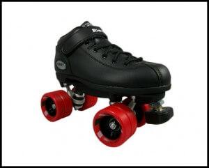 dart skate black