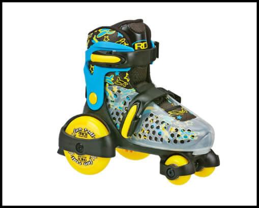 Fun Roll Training Skates Roller Kingdom