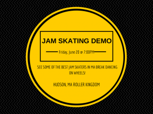Jam Skating Session