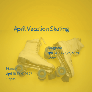 April Vacation Skating